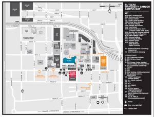 rutgers camden campus map Hotels Travel Department Of Childhood Studies rutgers camden campus map