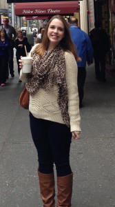 Sarah Stone - Rutgers Childhood Studies Graduate Student